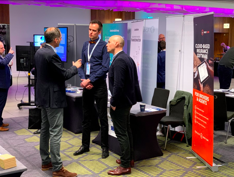 Insly at the Global InsurTech Summit 2019 supported by Enterprise Estonia (EAS)