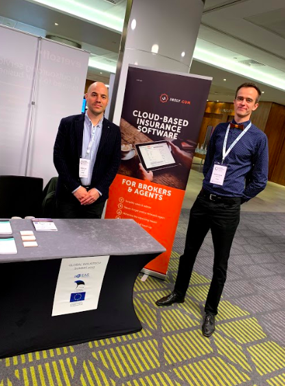 Global Insuretch Summit 2019 London